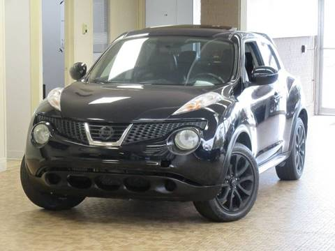 2011 Nissan JUKE for sale at Redefined Auto Sales in Skokie IL