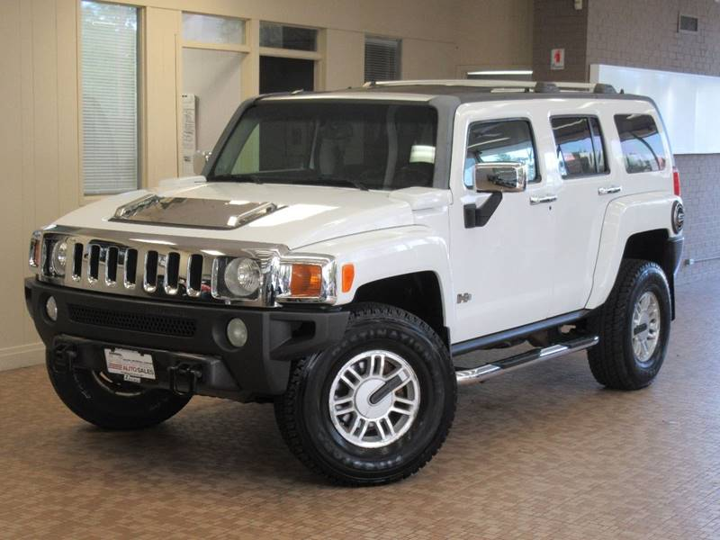 2006 HUMMER H3 In Skokie IL - Redefined Auto Sales