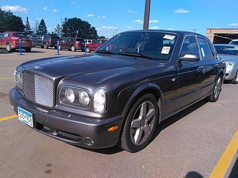2003 Bentley Arnage for sale at Redefined Auto Sales in Skokie IL