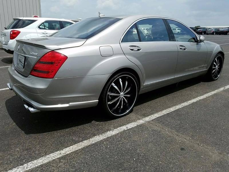 2007 Mercedes-Benz S-Class for sale at Redefined Auto Sales in Skokie IL