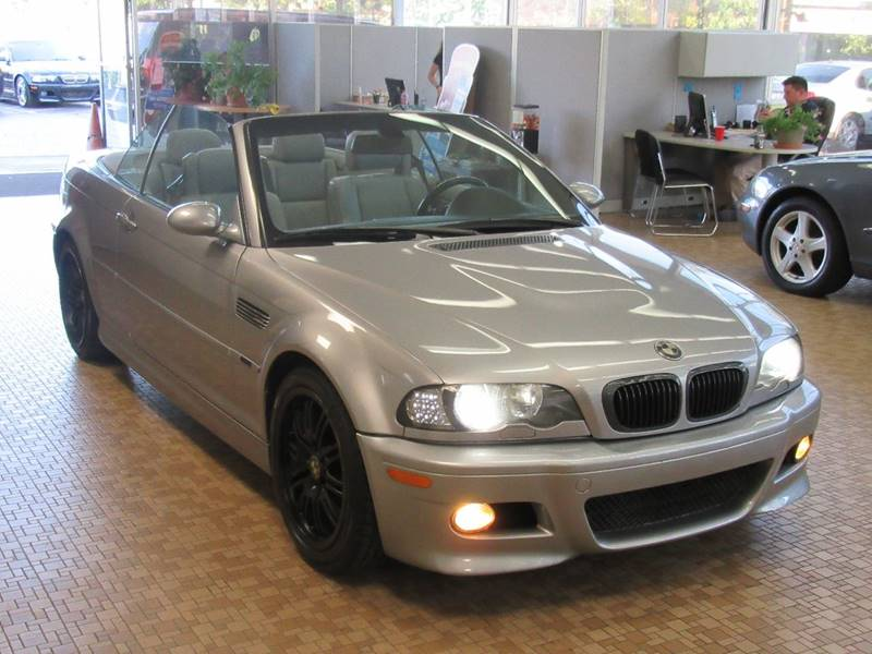 2004 BMW M3 for sale at Redefined Auto Sales in Skokie IL