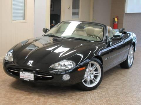 2002 Jaguar XK-Series for sale in Skokie, IL