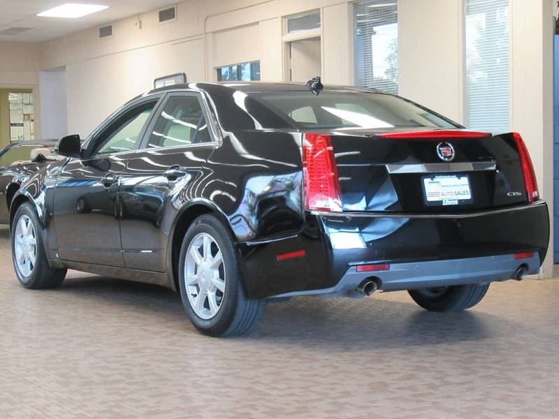 2009 Cadillac CTS for sale at Redefined Auto Sales in Skokie IL