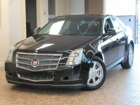 2009 Cadillac CTS for sale in Skokie, IL