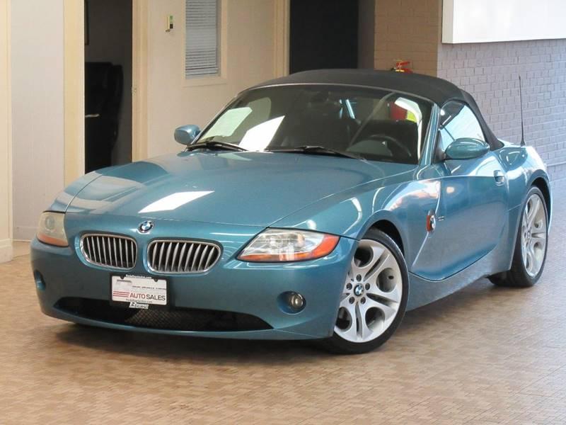 2003 Bmw Z4 30i In Skokie Il Redefined Auto Sales