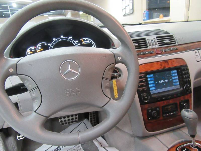 2005 Mercedes-Benz S-Class for sale at Redefined Auto Sales in Skokie IL