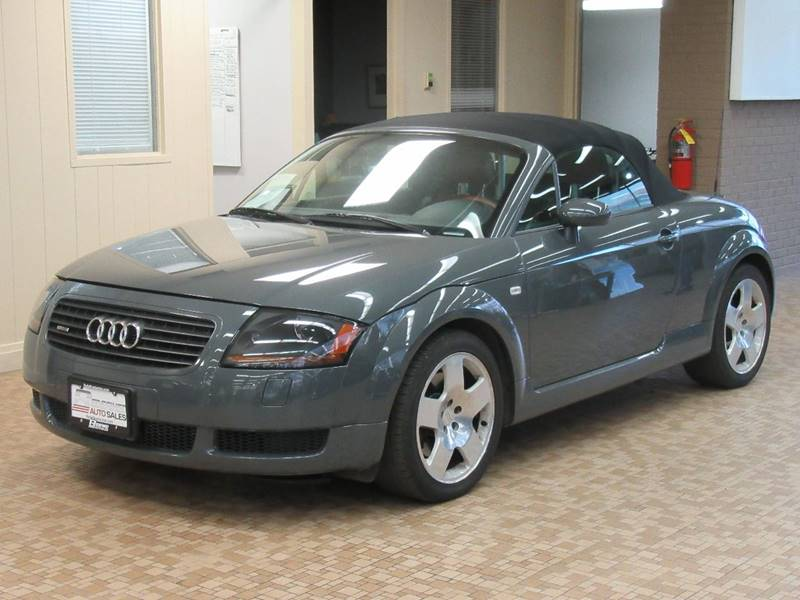 2002 Audi TT for sale at Redefined Auto Sales in Skokie IL