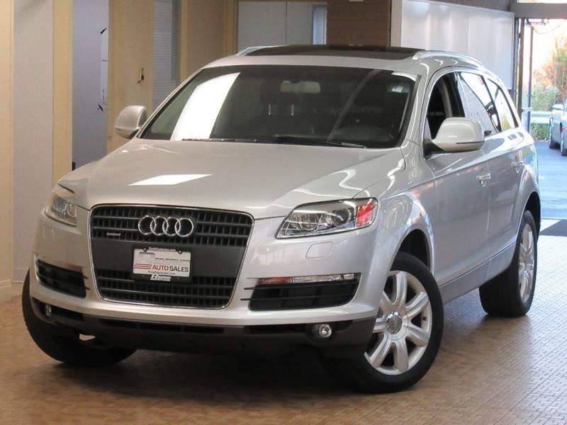 Audi Q Premium Quattro In Skokie IL Redefined Auto Sales - Audi q7 for sale