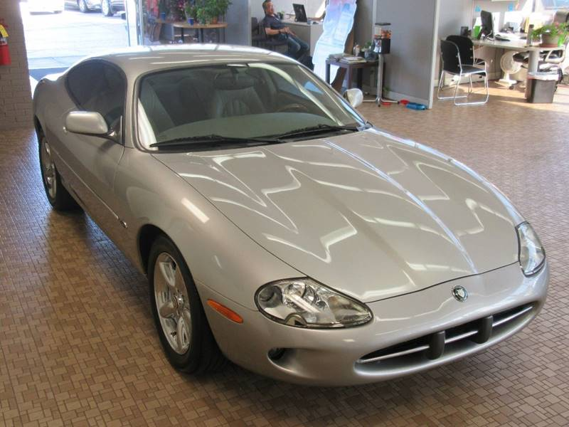 1998 Jaguar XK-Series for sale at Redefined Auto Sales in Skokie IL