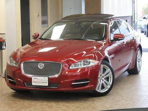 2011 Jaguar XJL for sale in Skokie, IL