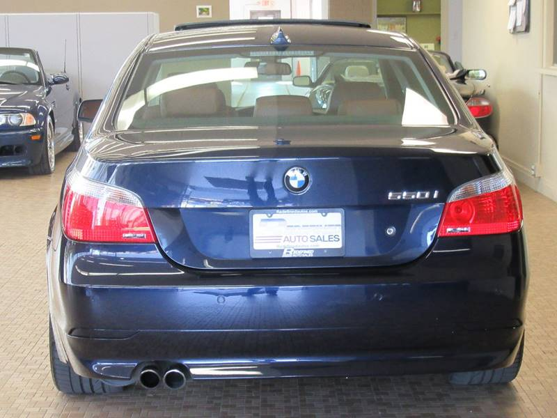 2007 BMW 5 Series for sale at Redefined Auto Sales in Skokie IL