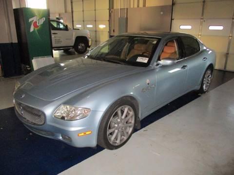 2007 Maserati Quattroporte for sale at Redefined Auto Sales in Skokie IL