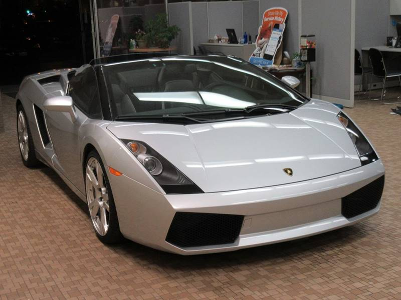 2007 Lamborghini Gallardo for sale at Redefined Auto Sales in Skokie IL