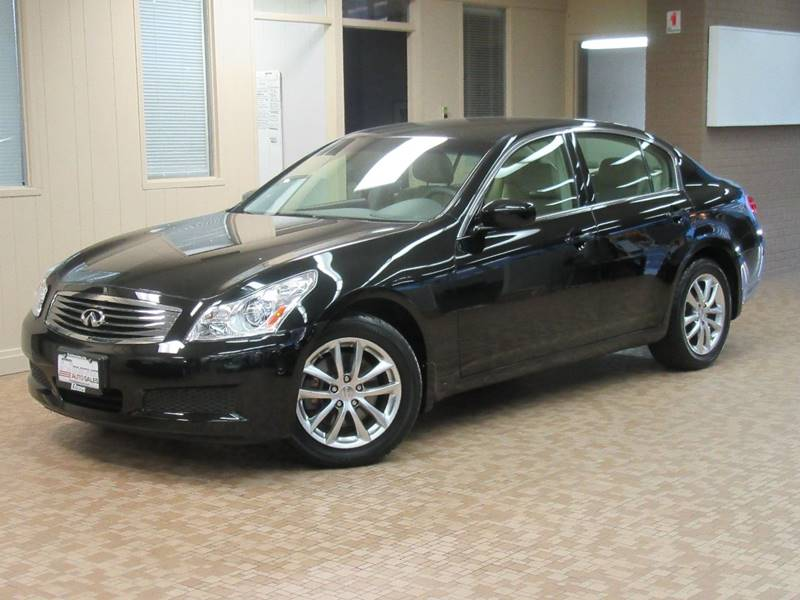 2009 Infiniti G37 Sedan for sale at Redefined Auto Sales in Skokie IL