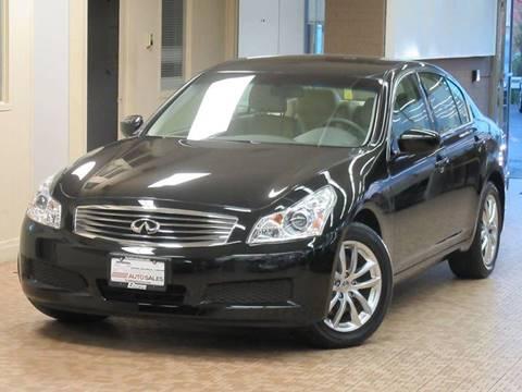 2009 Infiniti G37 Sedan for sale at Redefined Auto Sales in Skokie IL