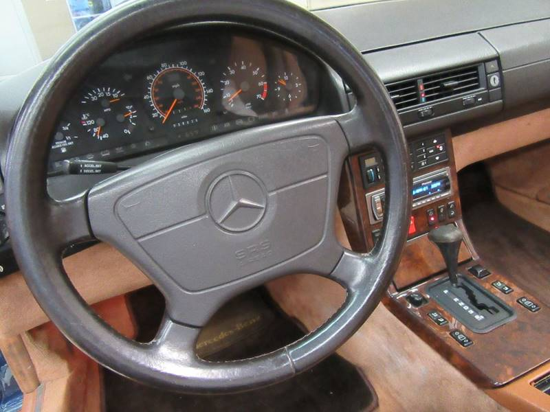 1992 Mercedes-Benz 500-Class for sale at Redefined Auto Sales in Skokie IL
