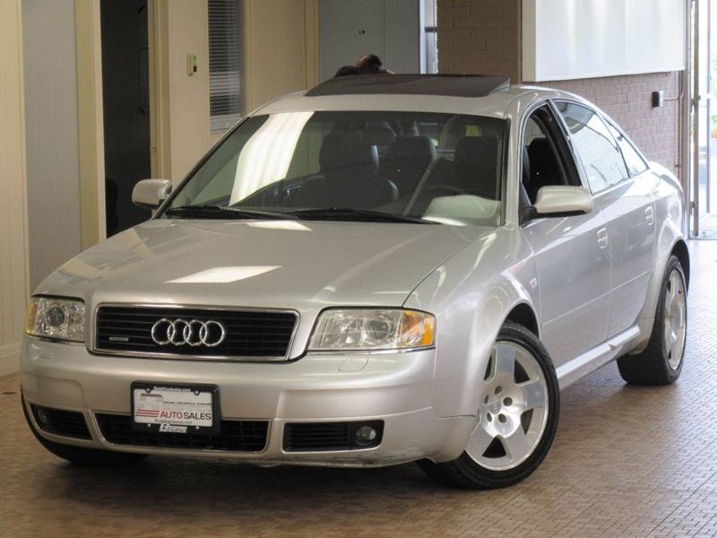 2003 Audi A6 for sale at Redefined Auto Sales in Skokie IL