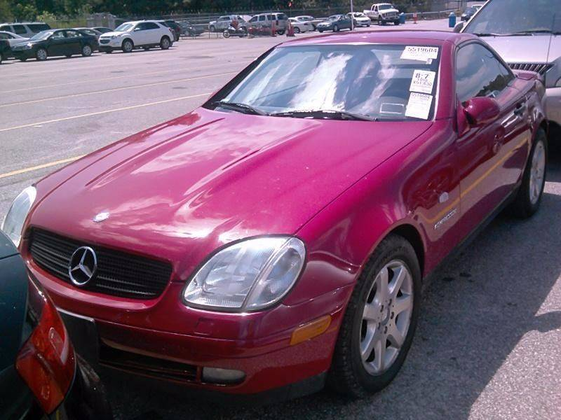1998 Mercedes-Benz SLK for sale at Redefined Auto Sales in Skokie IL