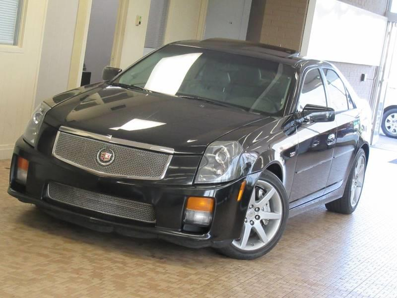 2005 Cadillac Cts V In Skokie Il Redefined Auto Sales