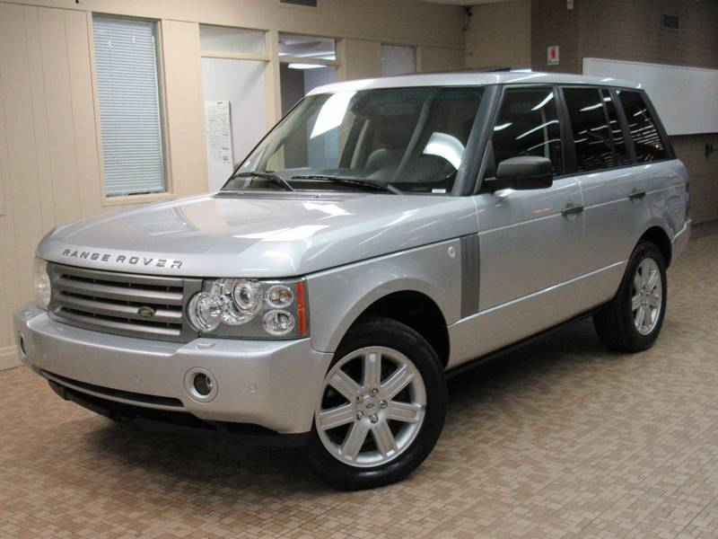 2006 land rover range rover hse in skokie il redefined auto sales. Black Bedroom Furniture Sets. Home Design Ideas