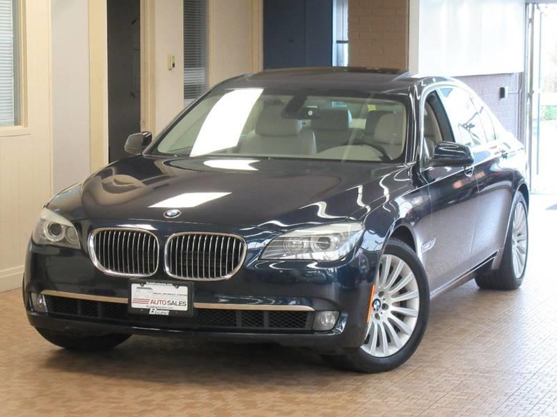 2011 BMW 7 Series 750Li xDrive In Skokie IL - Redefined Auto Sales