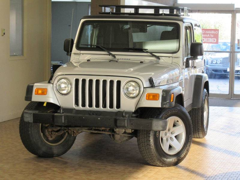 2004 Jeep Wrangler For Sale At Redefined Auto Sales In Skokie IL