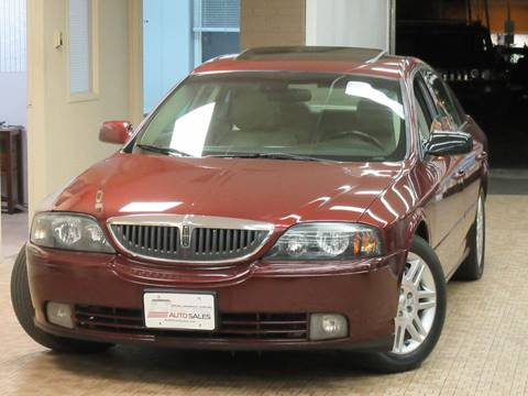 2003 Lincoln LS for sale in Skokie, IL
