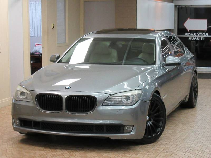 2009 BMW 7 Series 750Li In Skokie IL - Redefined Auto Sales