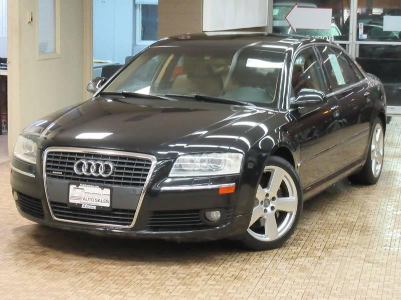 Audi A L Quattro In Skokie IL Redefined Auto Sales - 2007 audi a8