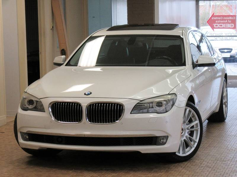 2009 bmw 7 series 750li in skokie il redefined auto sales. Black Bedroom Furniture Sets. Home Design Ideas