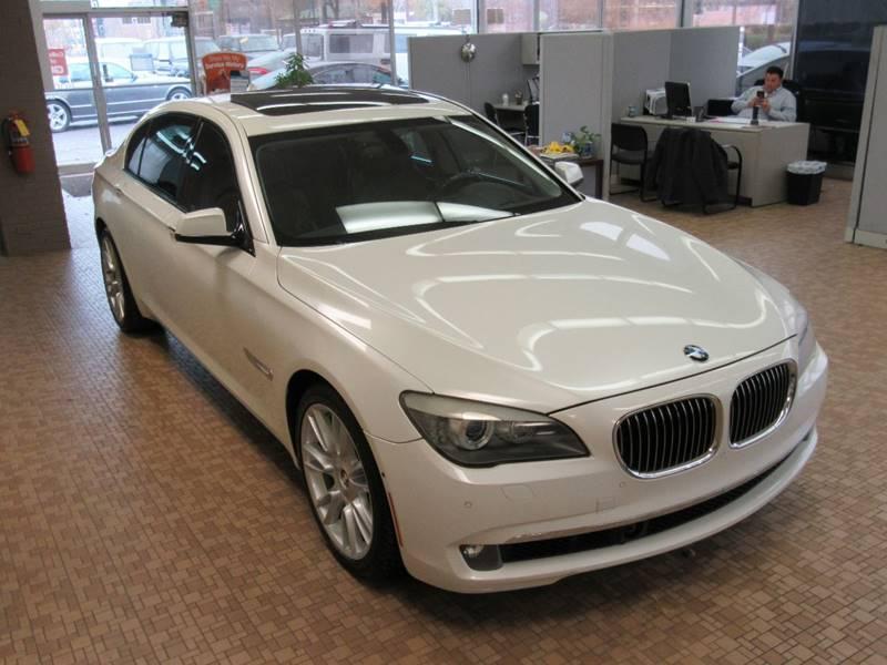 BMW Series Li In Skokie IL Redefined Auto Sales - Bmw 2009 7 series for sale