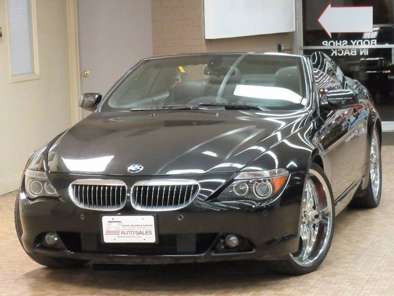 BMW Series For Sale CarGurus - 650i convertible bmw