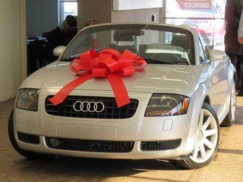 Tt Auto Sales >> Audi Tt For Sale In Skokie Il Redefined Auto Sales