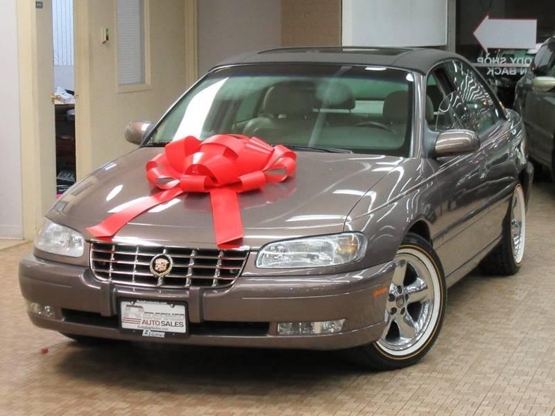 1999 Cadillac Catera In Skokie Il Redefined Auto Sales