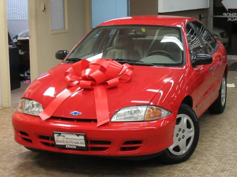 2000 Chevrolet Cavalier Ls In Skokie Il Redefined Auto Sales