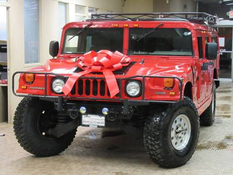 1997 AM General Hummer H1 for sale in Skokie, IL