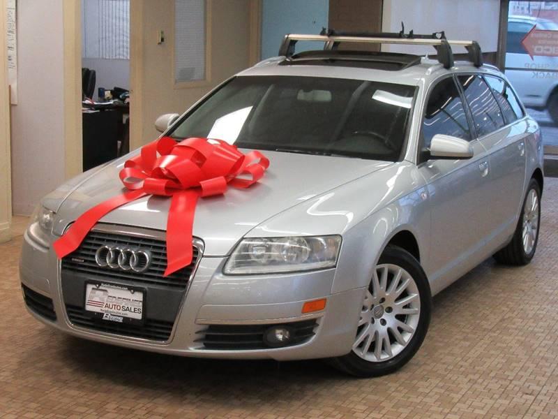 Audi A Avant Quattro In Skokie IL Redefined Auto Sales - 2006 audi a6