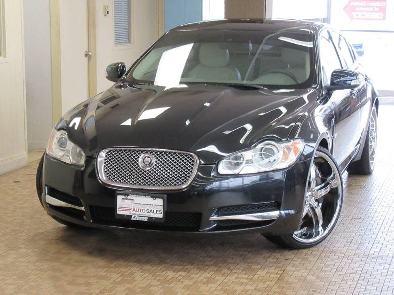 Great 2009 Jaguar XF For Sale At Redefined Auto Sales In Skokie IL