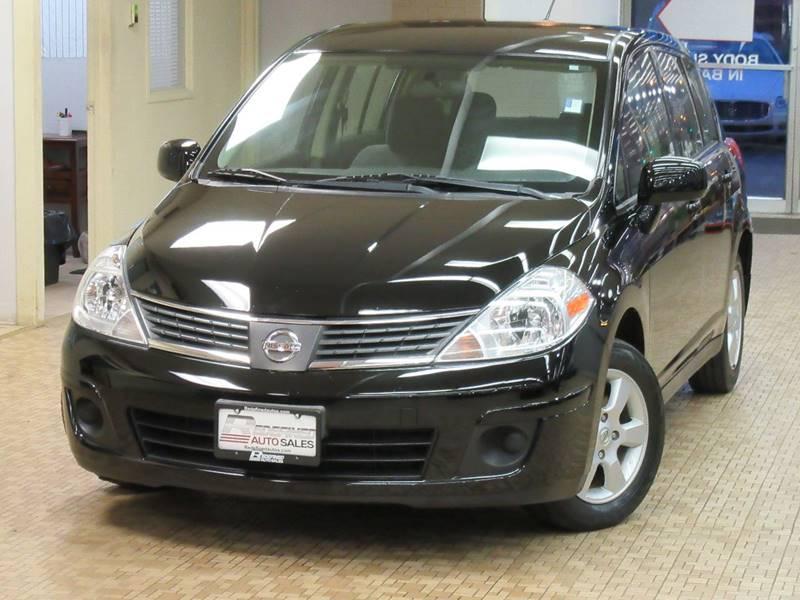 2009 Nissan Versa 18 S In Skokie Il Redefined Auto Sales