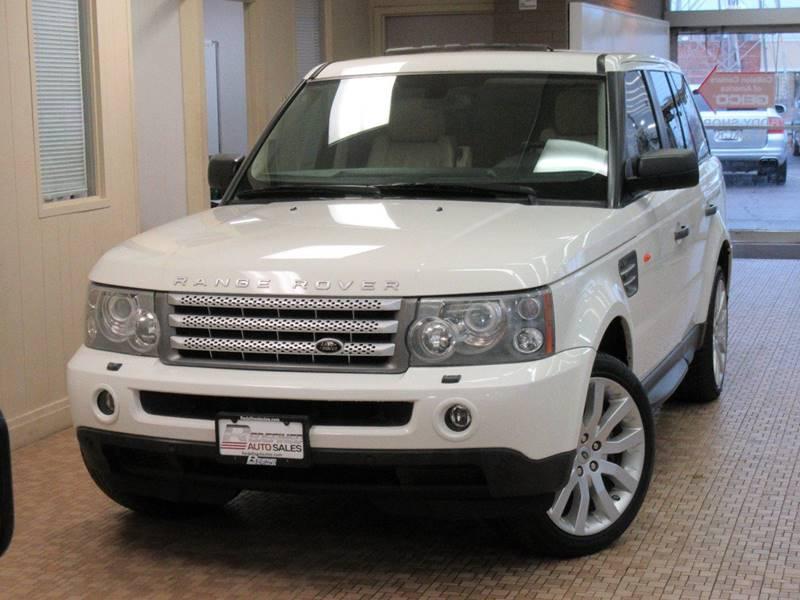 2007 Land Rover Range Rover Sport Supercharged In Skokie IL ...