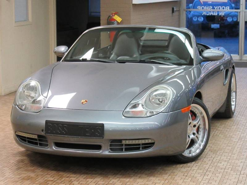2002 Porsche Boxster S In Skokie Il Redefined Auto Sales