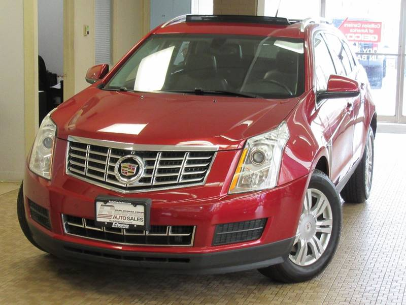 2013 Cadillac Srx Luxury Collection In Skokie Il Redefined Auto Sales