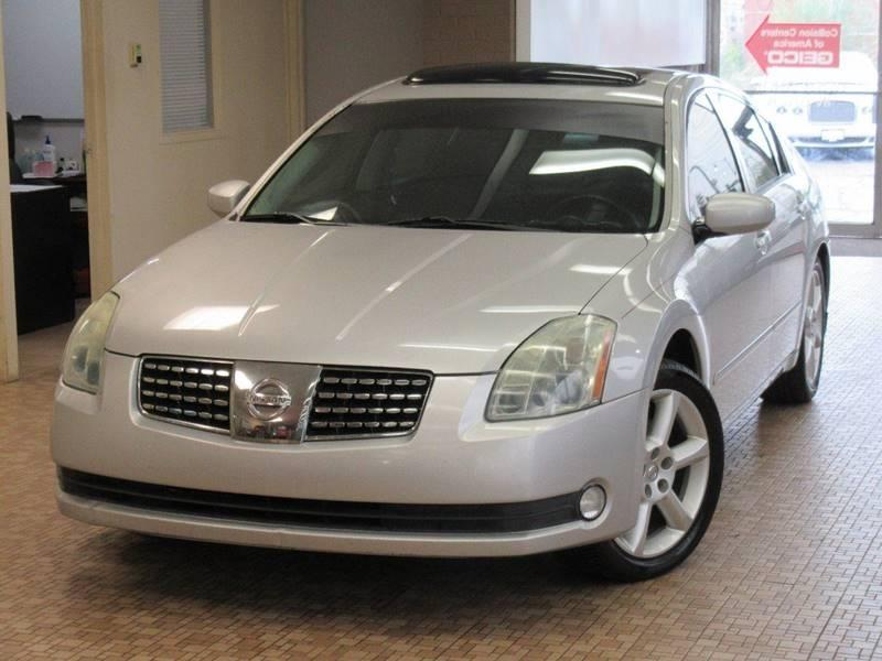 2006 Nissan Maxima For Sale At Redefined Auto Sales In Skokie IL