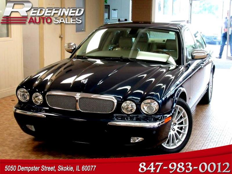 2007 Jaguar XJ Series For Sale At Redefined Auto Sales In Skokie IL