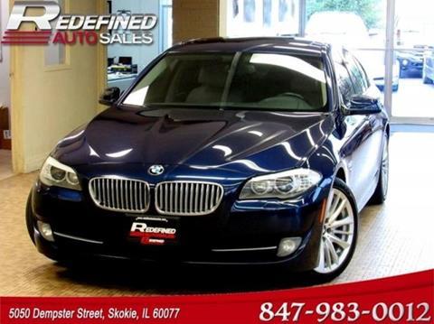 2011 BMW 5 Series for sale in Skokie, IL
