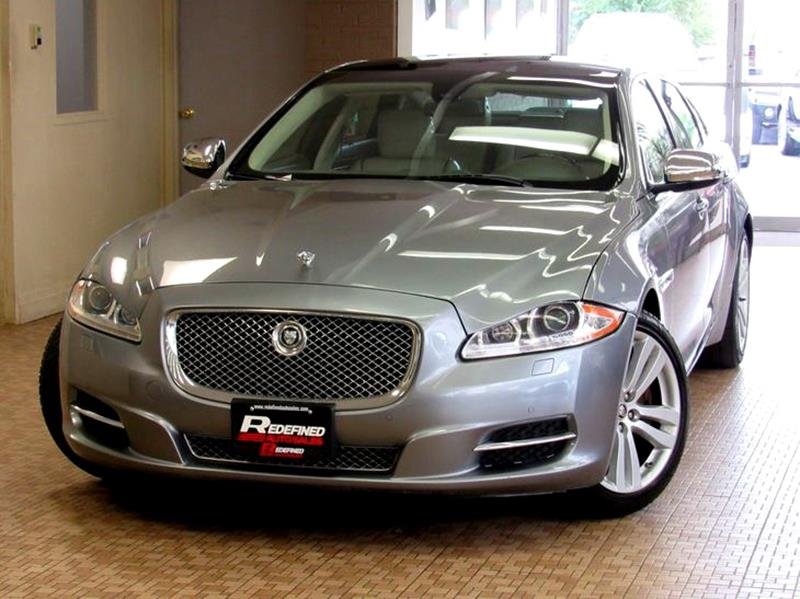 2012 Jaguar XJL For Sale At Redefined Auto Sales In Skokie IL
