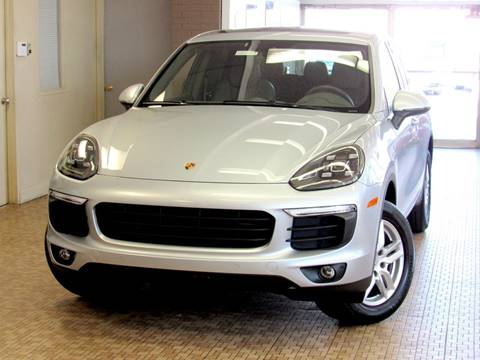 2016 Porsche Cayenne for sale in Skokie, IL
