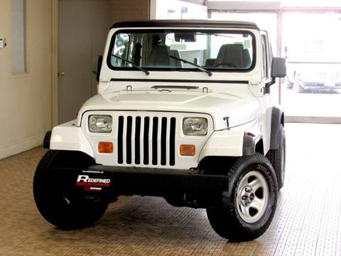 1995 Jeep Wrangler for sale in Skokie, IL