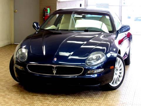2002 Maserati Coupe for sale in Skokie, IL