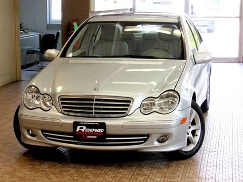 2007 Mercedes-Benz C-Class for sale in Skokie, IL